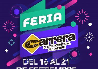 SEMANA CARRERA DEL 16 AL 21 DE SEPTIEMBRE